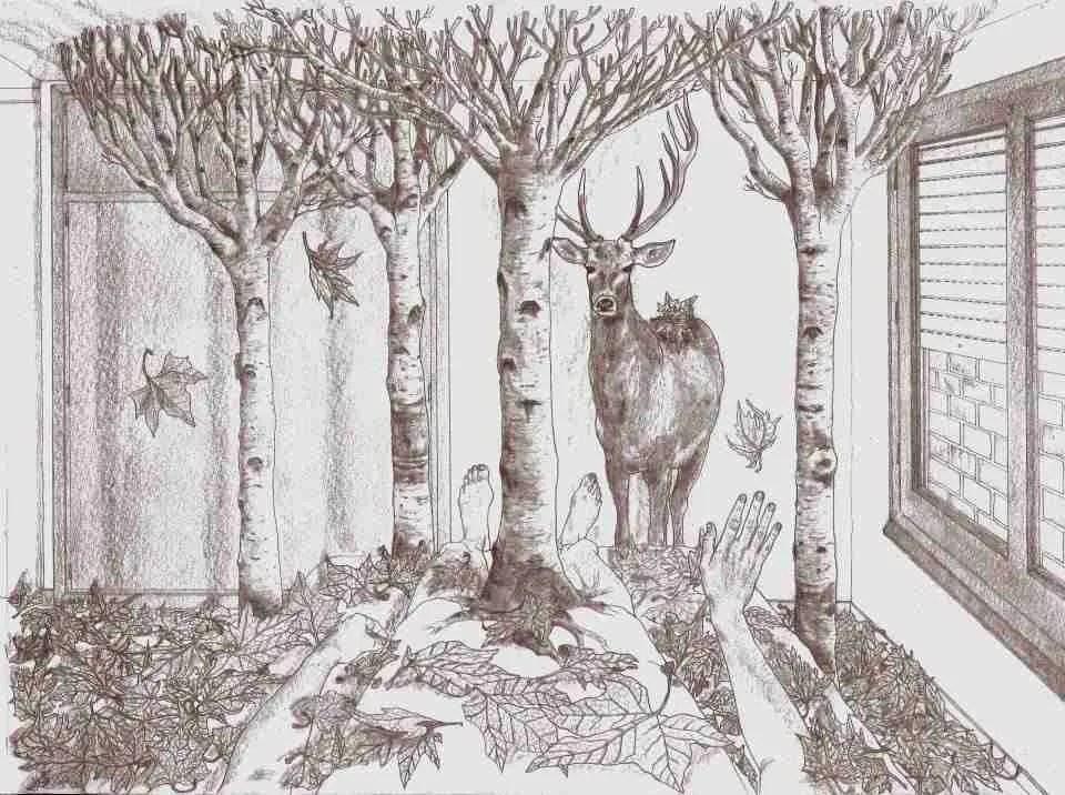 Ilustración de Javi Lara