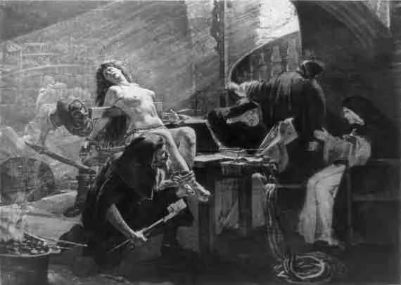 Fanatismo católico, la inquisición, por José de Brito