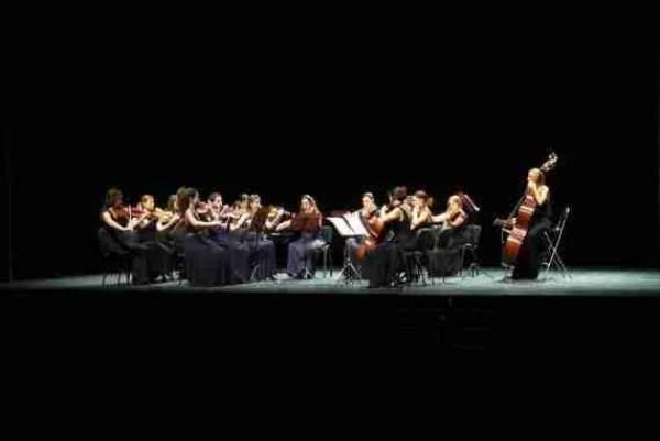 Orquesta Almaclara Palabra de Mujer