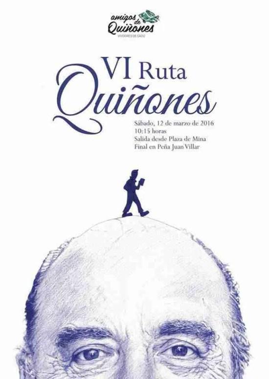 Ruta Quiñones Cádiz