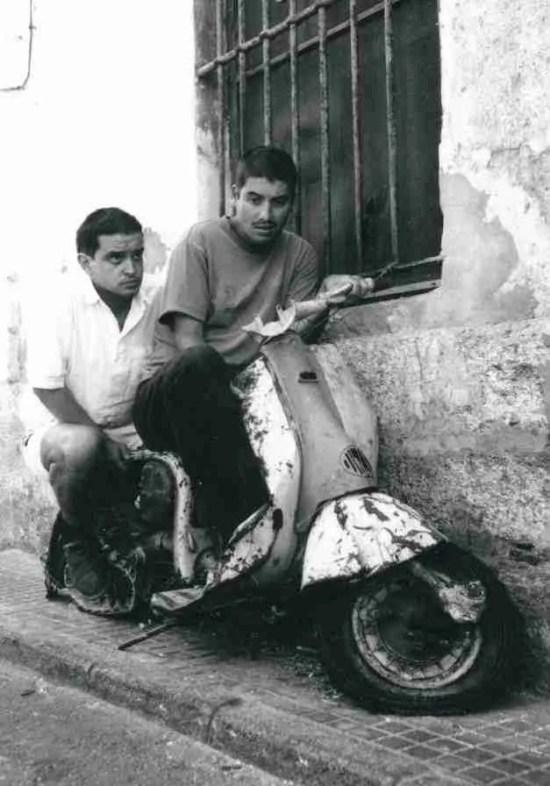 Belmonte y Antonio Luque