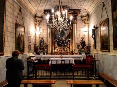 часовня Святого Исидора