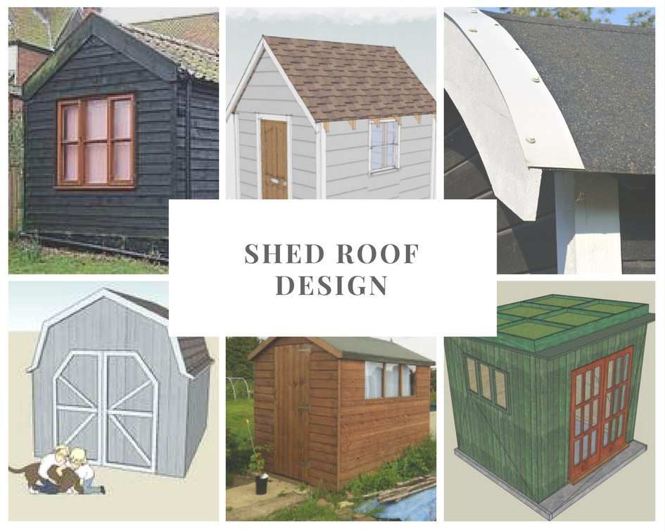Learn How To Build A Shed Roof That Is Strong And Weathertight