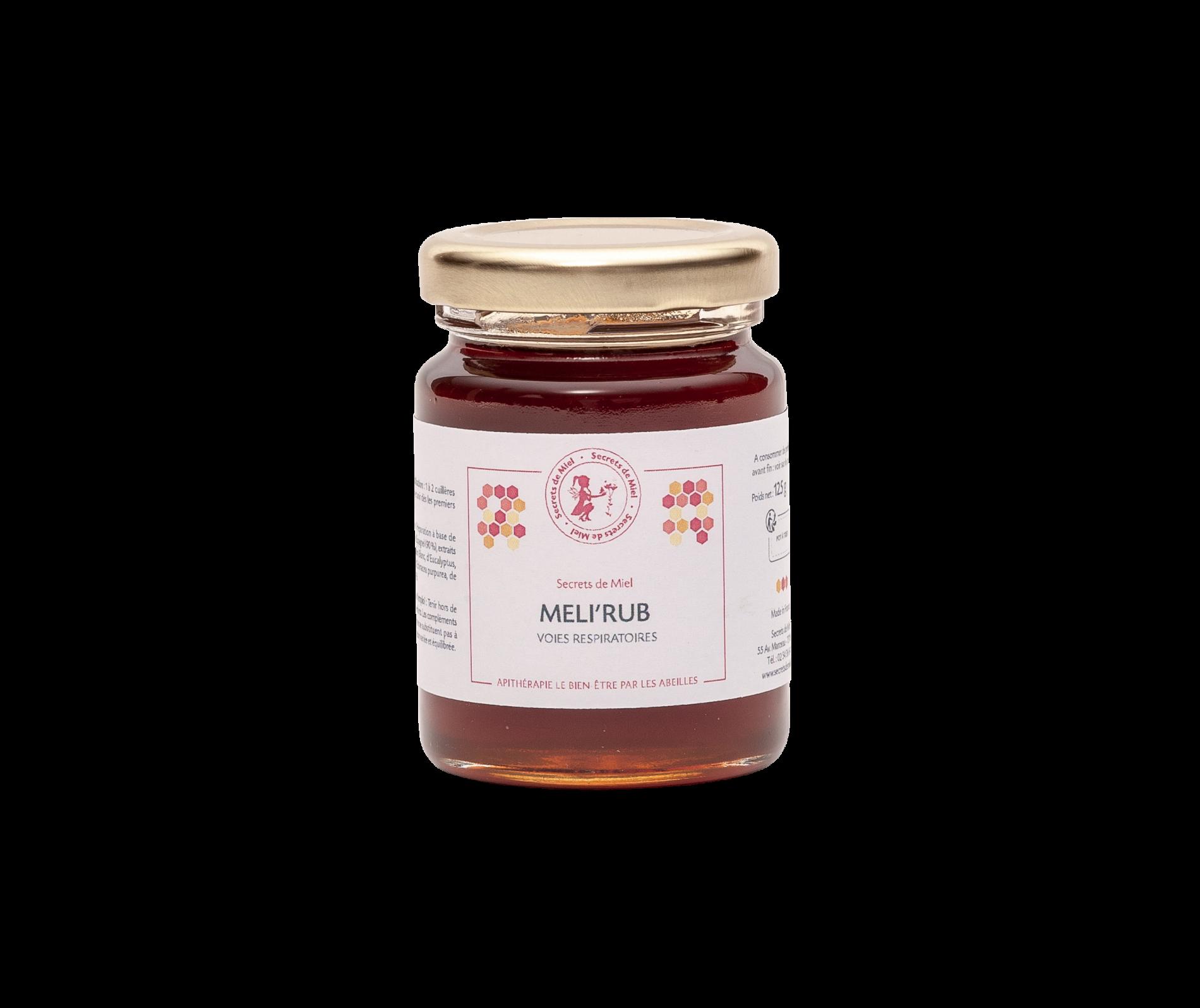 meli rub secrets de miel