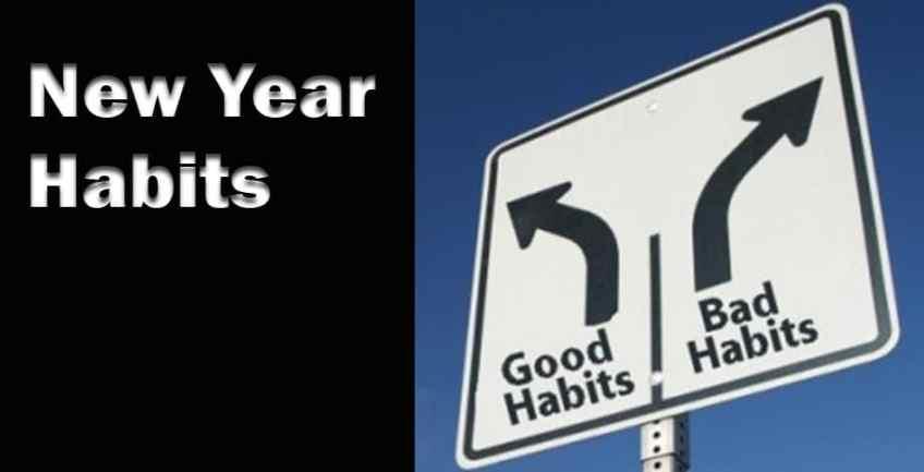 New Year Habits