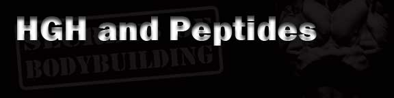HGH and Peptides