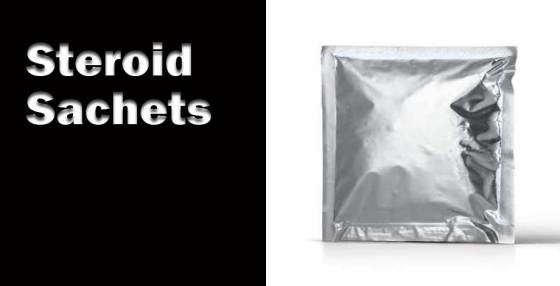 Steroid Sachets