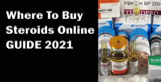 Where to buy steroids online 2021 Guide