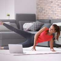 Get Lean at Home!