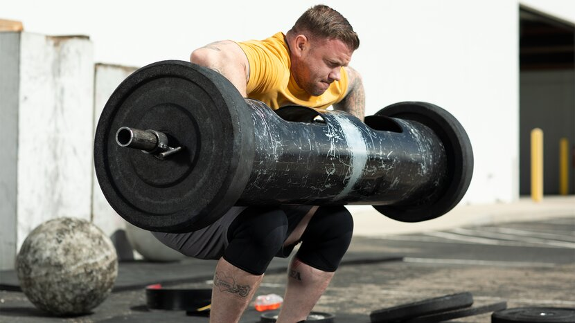 Nutrition for Strongman