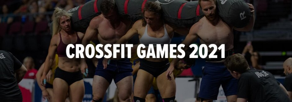 CrossFit Games Coverage 2021