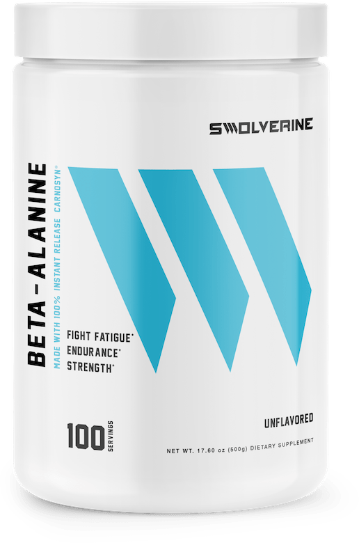 Better Workouts with Beta-Alanine
