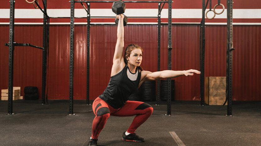 Bodybuilding for CrossFitters