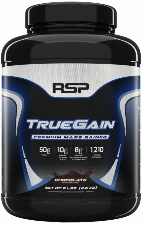 RSP Nutrition: TrueGain Mass Gainer