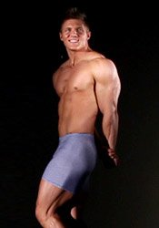 Side Triceps Pose