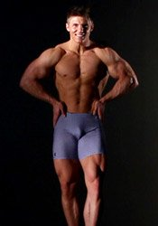 Most Muscular Pose - Hands On Hips