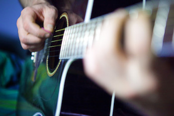 Acoustic guitar - Songwriting