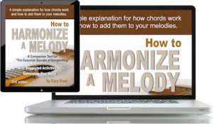 How to Harmonize a Melody