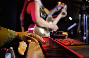 Keyboard & Guitar