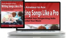 From Amateur to Ace - Writing Songs Like a Pro