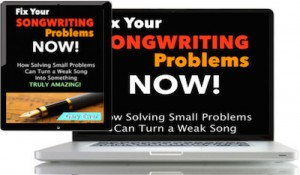 Fix Your Songwriting Problems - NOW