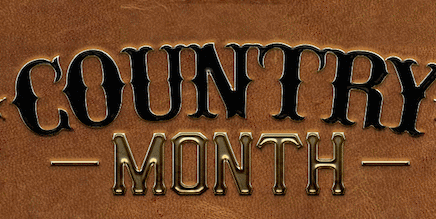 Toontrack Country Month