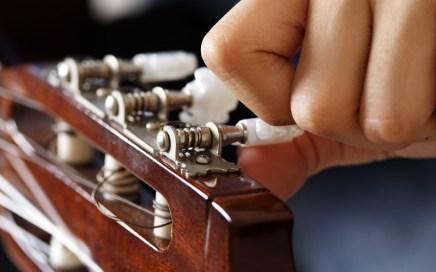 Songwriter-Guitarist tuning