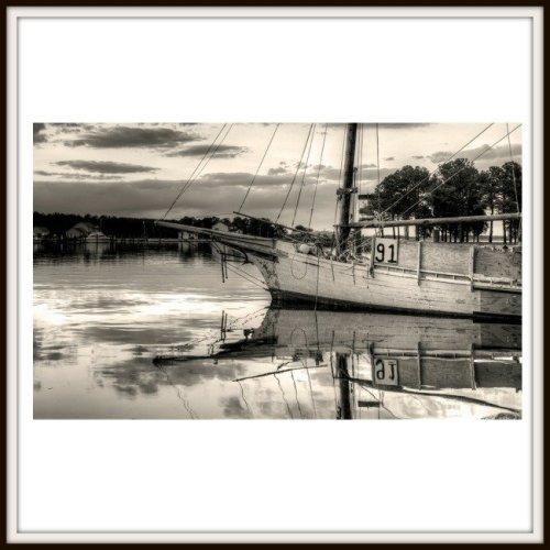Skipjack in Madison Photo Print