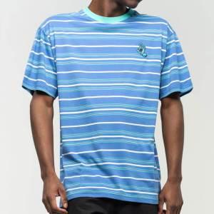 T-Shirt Santa Cruz Mini Hand Stripe
