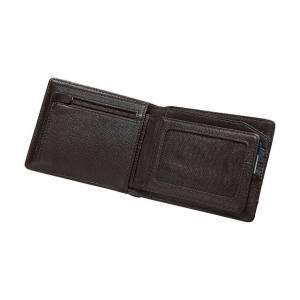 Carteira Nixon Pass Leather