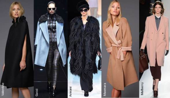 The Coat Trend ♥ Covered