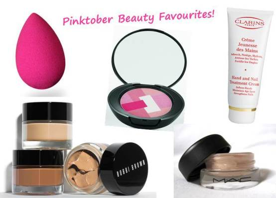 Pinktober Beauty Favourites ♥