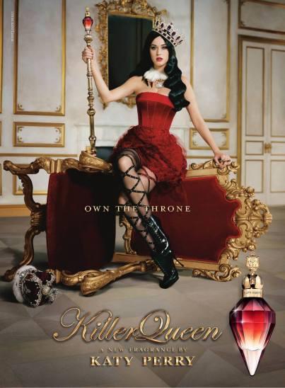 Katy Perry ♥ Killer Queen