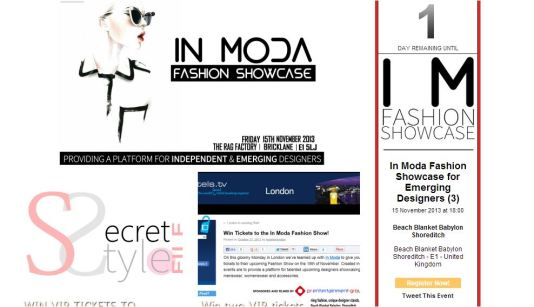 In Moda - Secret Style File