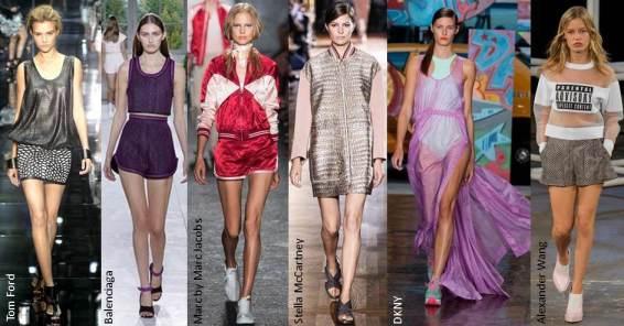 Spring Summer 2014 Trend Round Up