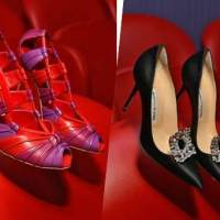 Manolo Blahnik for New York Fashion Week