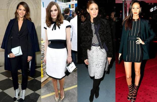 Paris Fashion Week Style Icons ♥