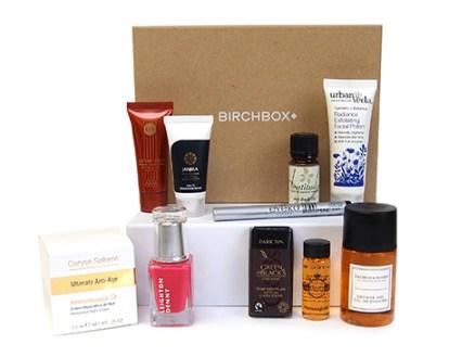 My First Birchbox Review ♥