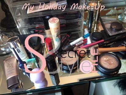 My Holiday Make-Up ♥
