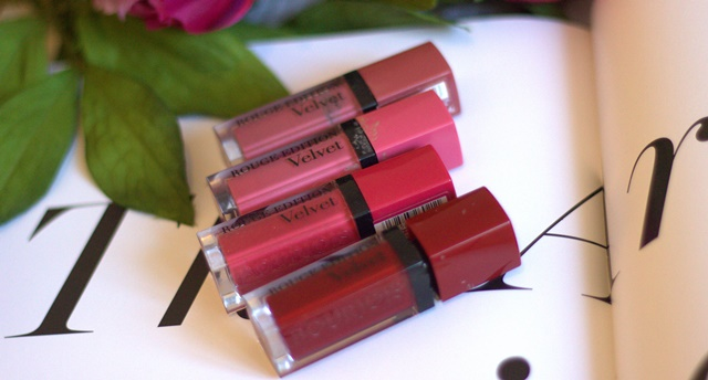 Bourjois Rouge Edition Velvet Lipstick Review ♥