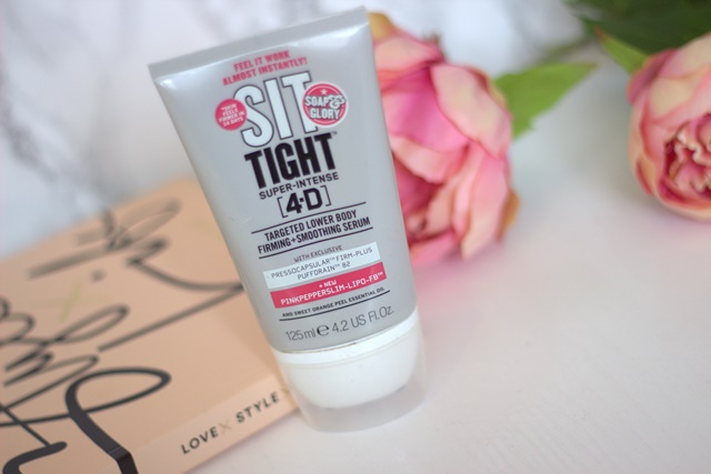 Soap & Glory Sit Tight 4D Review ♥
