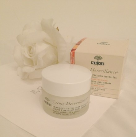 Nuxe Merveillance® Cream Review ♥