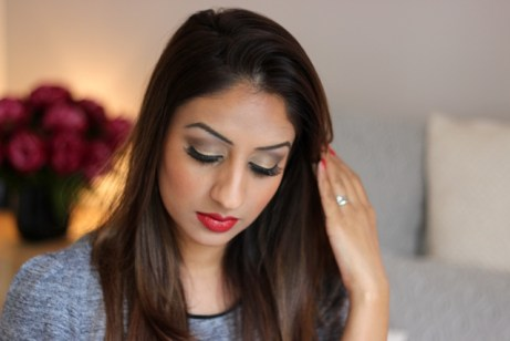 Cheryl-Fernandez-Versini Make-Up Look
