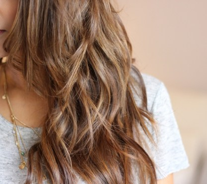 Soft Curls with the new GHD Curve ♥ Review & Tutorial