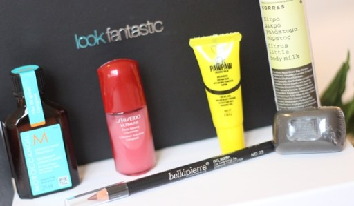 FEBRUARY LOOKFANTASTIC BEAUTY BOX ♥