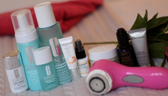 My Current Skincare Routine ♥