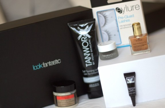 APRIL LOOKFANTASTIC BEAUTY BOX + GIVEAWAY