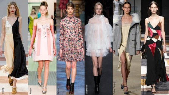 Sweet and Sexy - Autumn Winter 2015/16 Trend Round Up