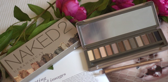 The NAKED Palettes ♥ Birthday Giveaway