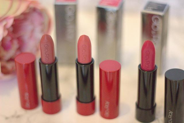 Glo & Ray Lipsticks ♥
